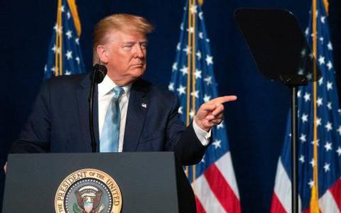 Waarom er in de VS twijfels rijzen over de motieven van Trump