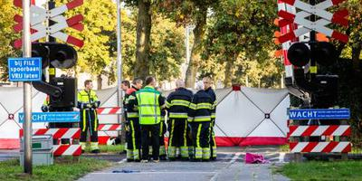 NS aangeslagen na ongeval in Oss