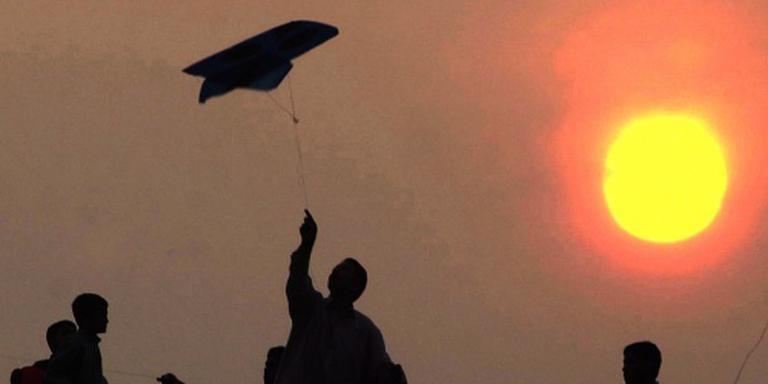 Stad confisqueert honderdduizenden vliegers