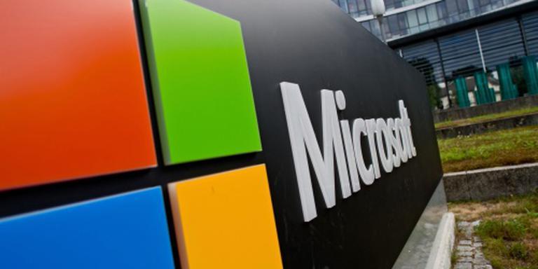 Meer banen weg bij mobieltjestak Microsoft