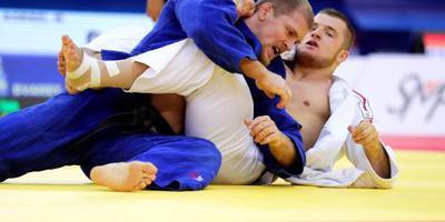 Korrel uitgeschakeld in herkansing op WK judo
