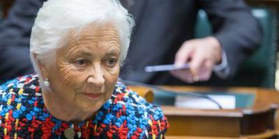 Belgische koningin-moeder kreeg beroerte