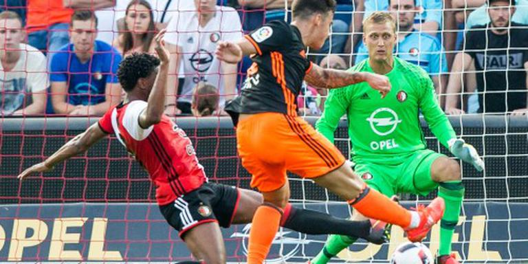 Feyenoord met vierde doelman tegen PSV
