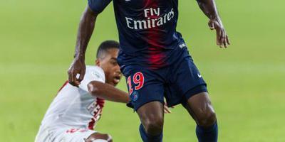 PSG laat Diarra gaan