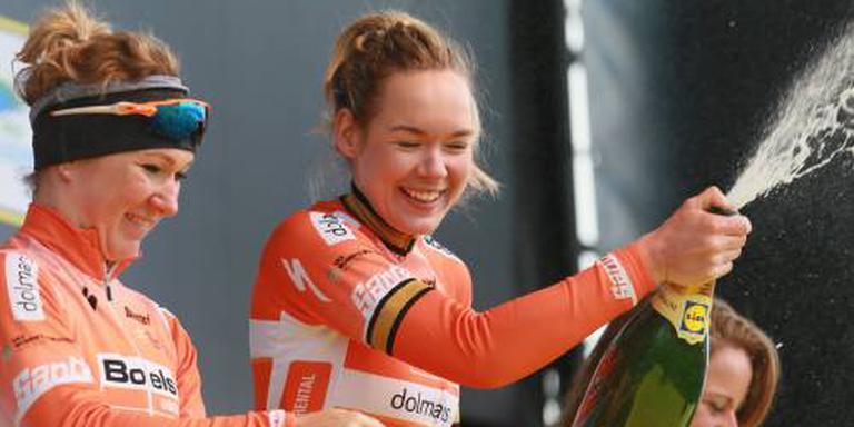 Tijdritzege voor wielerploeg Boels-Dolmans