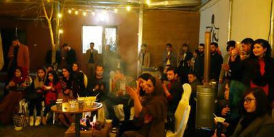 Nieuwjaar begint in Kabul met explosies