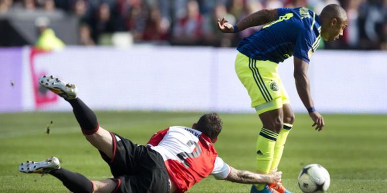 Ajax neemt afscheid van Duarte