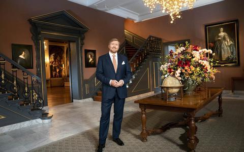 Koning in kersttoespraak: 'Streven naar geluk mag geen obsessie worden'