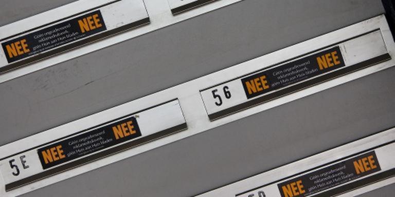 MKB-Nederland tegen plan ja-ja-sticker