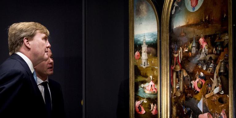 Recordaantal bezoekers voor Jheronimus Bosch