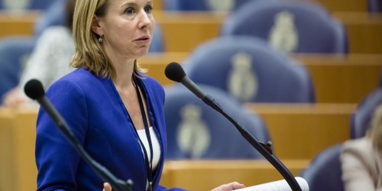 D66 wil af van ,,bij de gratie Gods''
