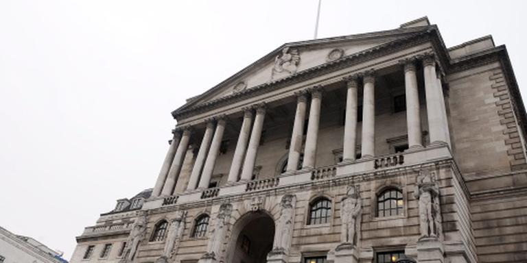 Bank of England gaat gevolgen brexit te lijf