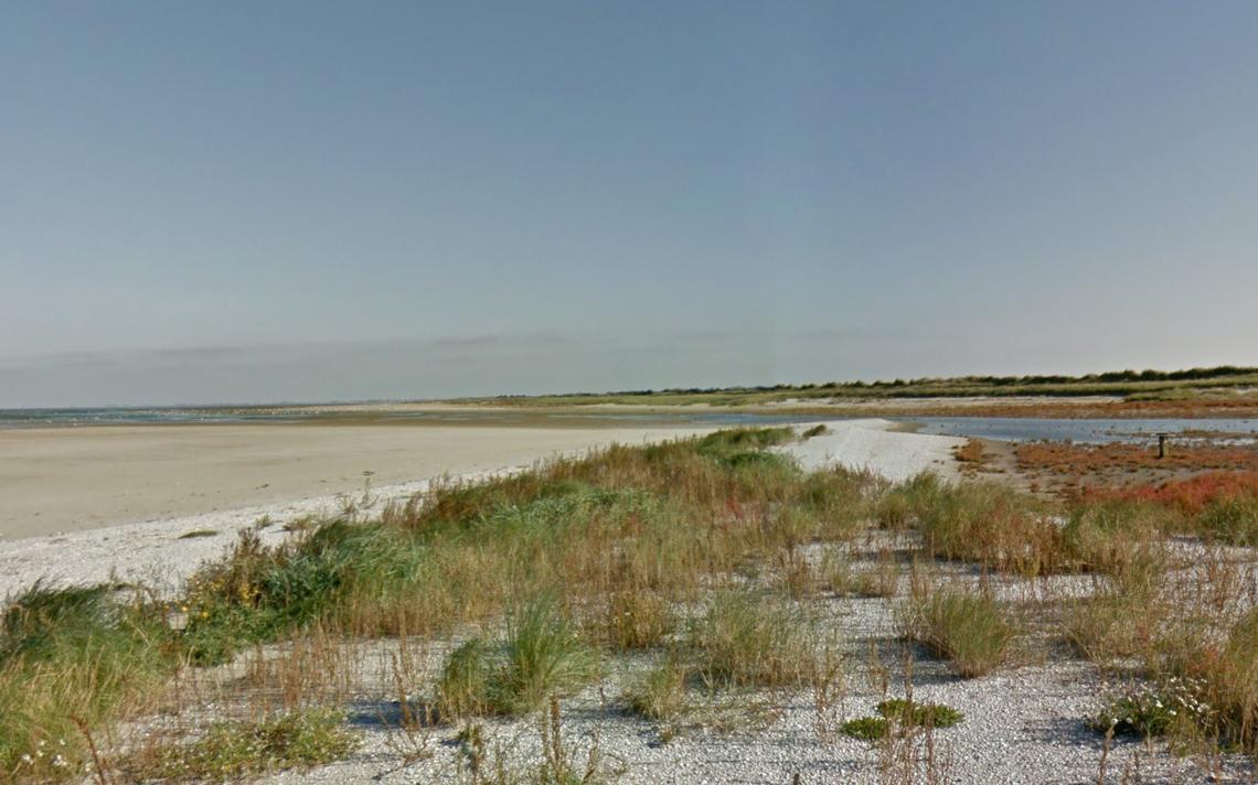 Natuurgebied schiermonnikoog op street view friesland for Huis zichtbaar maken google streetview