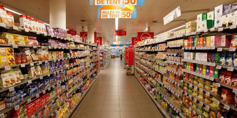 Omzetgroei supermarkten vlakt af