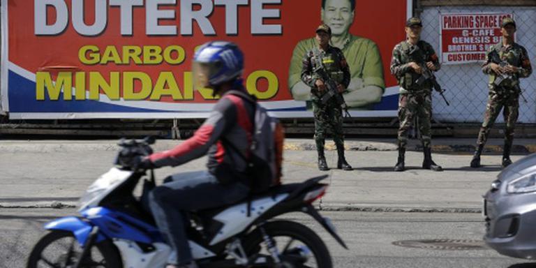 Filipijnse president wil doodstraf terug