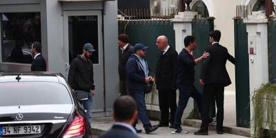 Turkije doorzoekt huis Saudische consul