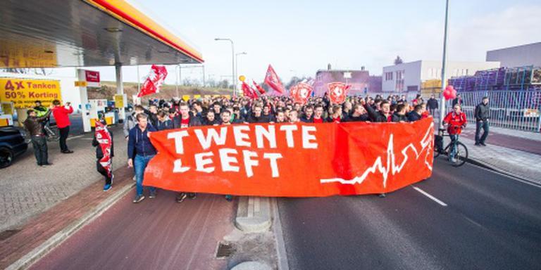 FC Twente blijft in eredivisie voetballen
