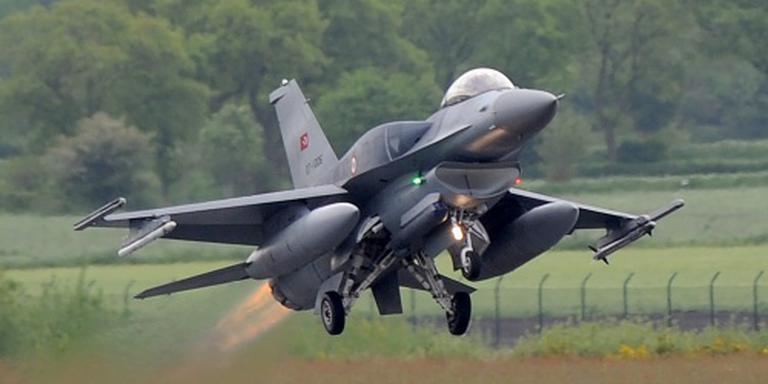 Aanval Turkse luchtmacht op PKK-doelen