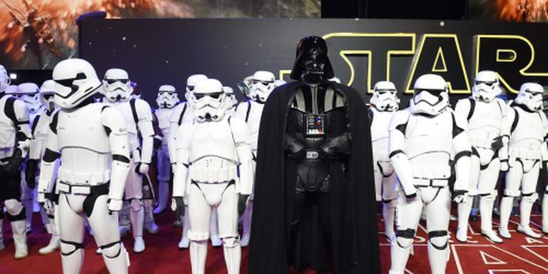 'Star Wars' goed voor nieuw record