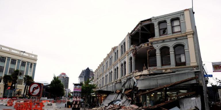 Aardbeving schokt pas herbouwd Christchurch