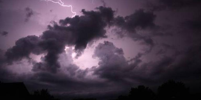 Stroomuitval na onweer in zuidwesten Frankrijk