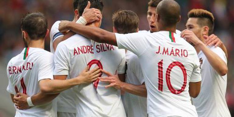 Portugal speelt gelijk tegen Tunesië