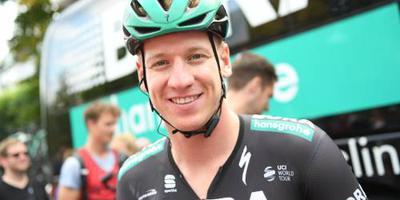 Ackermann wint derde rit in Ronde van Guangxi