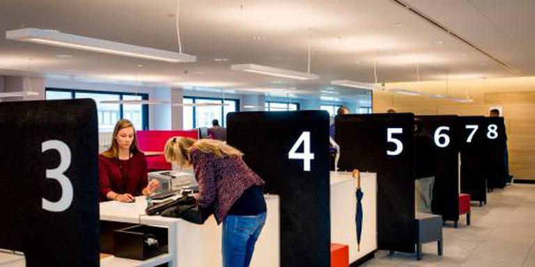 Vrouw op gemeentekantoor verdient meer dan man