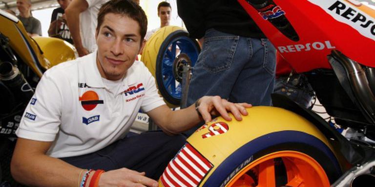 MotoGP in de ban van banden