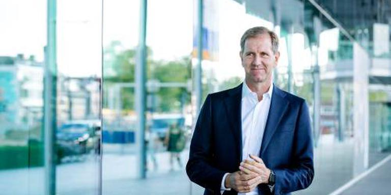 Nieuwe termijn voor topman Rabobank