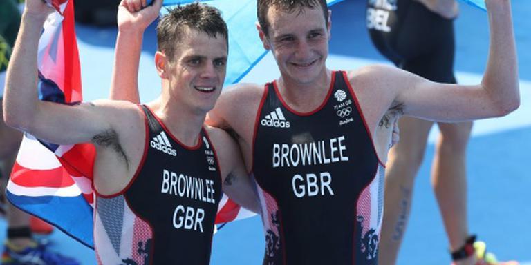 Brownlee bevestigt suprematie op triatlon