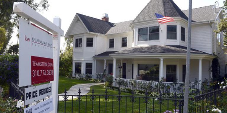 Huizen in VS duurder dan een jaar eerder