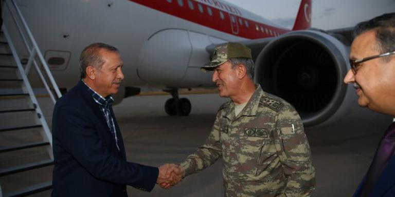 Turkse legerleider gered na gijzeling