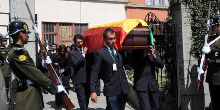 Bolivia: Top vakbond opgepakt voor moord