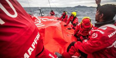 Mapfre verslaat Team AkzoNobel in Brazilië