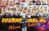 Vuurwerkbranche 'teleurgesteld en verdrietig' over vuurwerkverbod