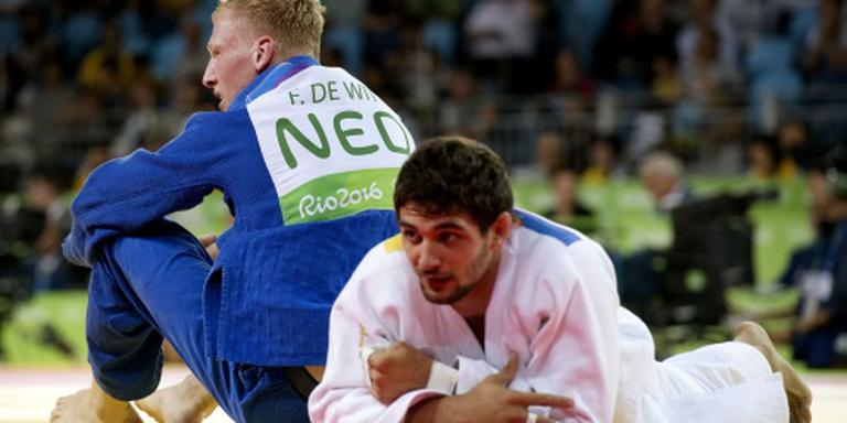 Bulgaar Ivanov verslaat judoka De Wit