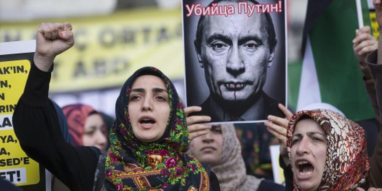 Minsk biedt hulp bij Turks-Russische conflict