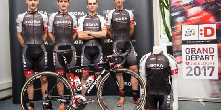 Bora - Argon 18 zoekt schijnwerpers in Tour