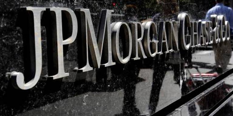 JPMorgan Chase boekt recordresultaten