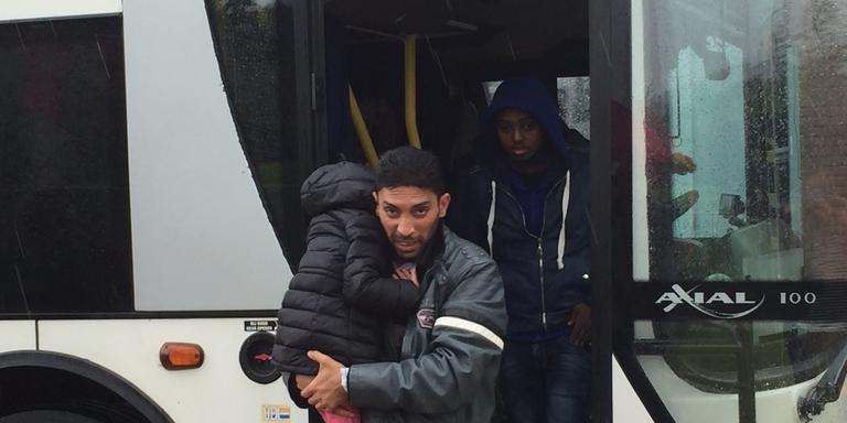 grenzen moeten dicht voor vluchtelingen