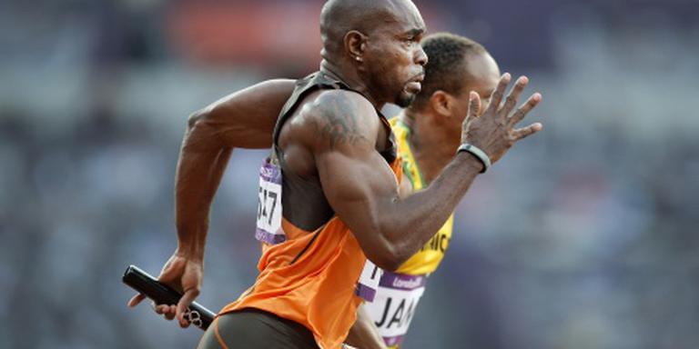 Sprinters vrijwel zeker van estafette in Rio