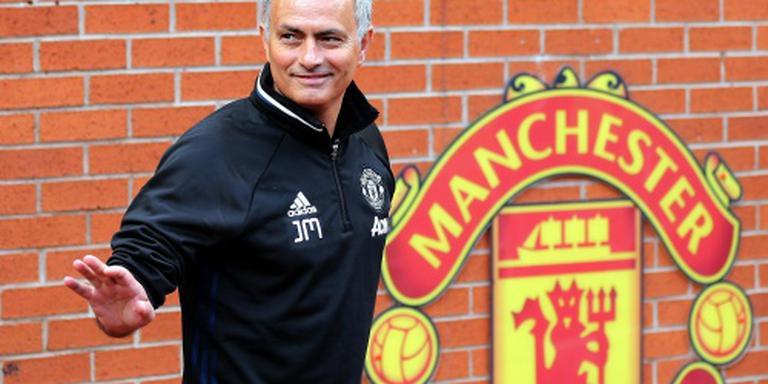 Mourinho wil 'alles' bij Manchester United