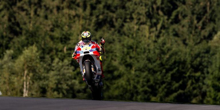 Iannone boekt eerste overwinning in MotoGP