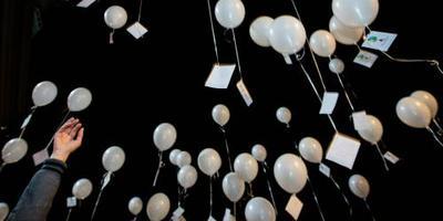 Oplaten ballonnen verboden in Den Haag