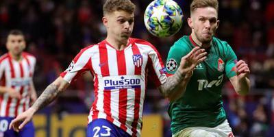 Atlético verder in CL, Bosz naar Europa League