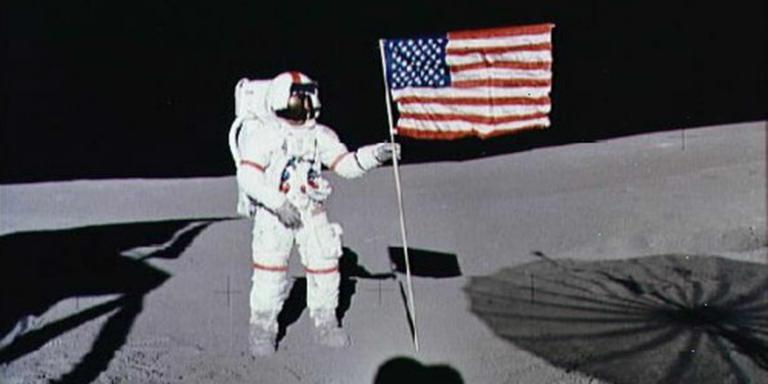 Apollo 14-astronaut Edgar Mitchell overleden