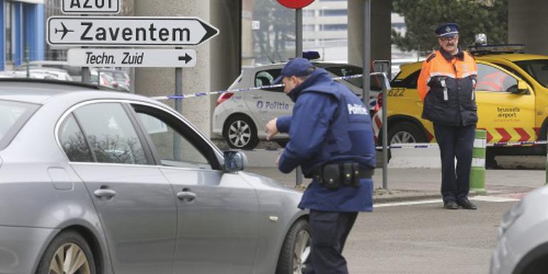 Vliegveld Brussel zondag weer open