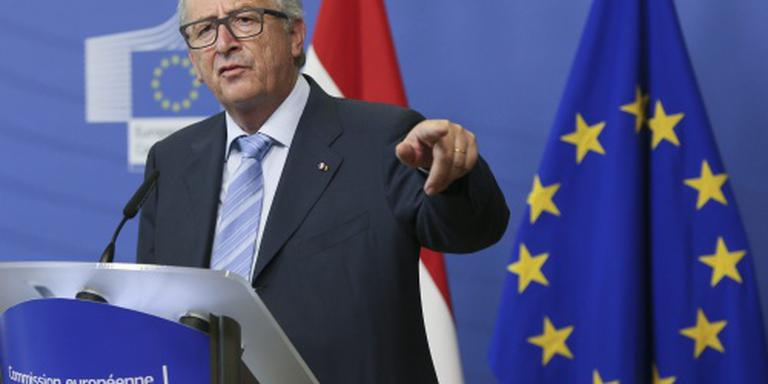 Juncker: Brits 'eruit' is onherroepelijk