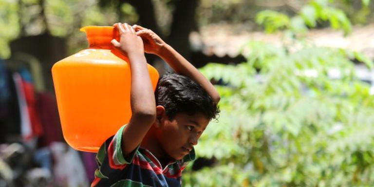 Meer dan 100 doden door hittegolf India